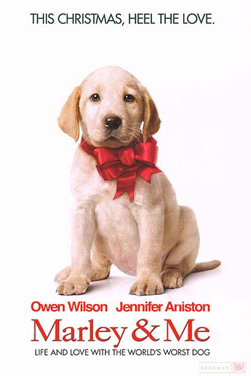 Marley & Me - Owen Wilson, Jennifer Aniston