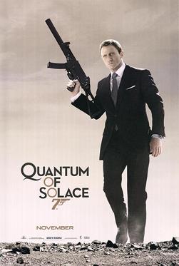 Quantum of Solace - Daniel Craig