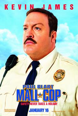 Paul Blart: Mall Cop - Keven James