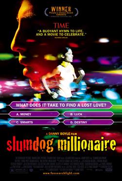 Slumdog Millionaire - Dev Patel, Anil Kapoor