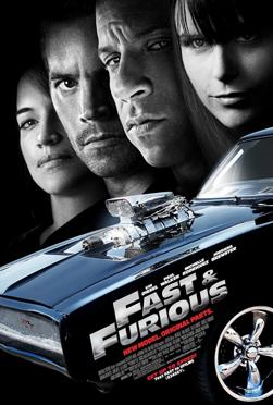Fast & Furious - Paul Walker, Vin Diesel