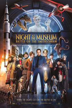 Night at the Museum: Battle of the Smithsonian - Ben Stiller