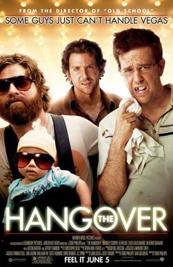 The Hangover - Bradley Cooper, Ed Helms