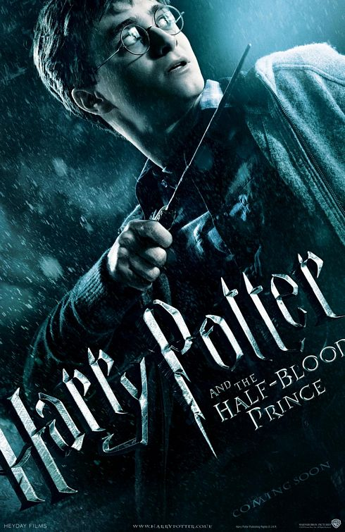 Harry Potter and the Half-Blood Prince Rating: Four stars